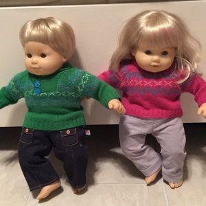 American Girl Dolls (twins)